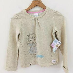 NWT! Disney Store Cinderella Animations Sweater